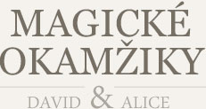 Magické okamžiky - Alice & David